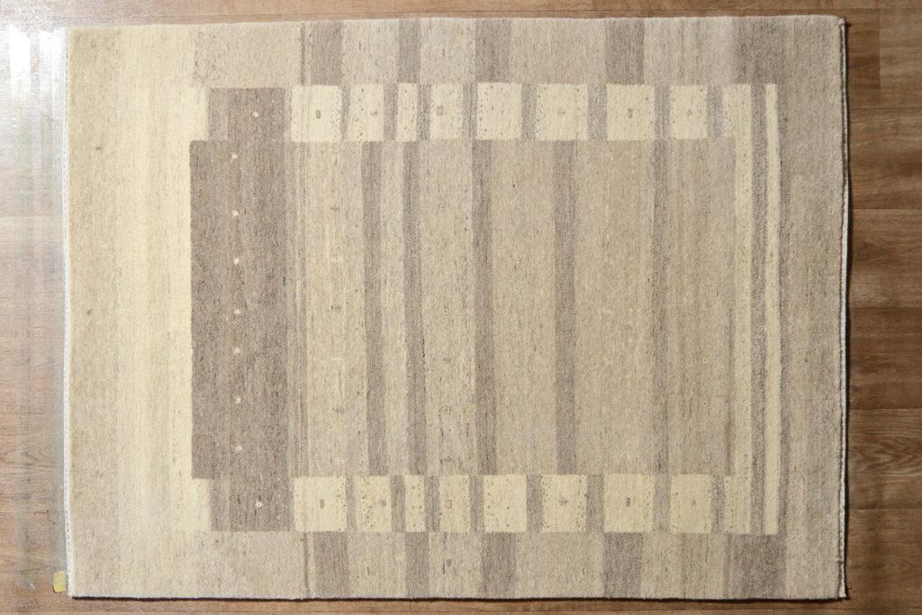 rugmart.jp ハンドルーム ギャッベ ルリ バフ ファイン 42059 ナチュラル |